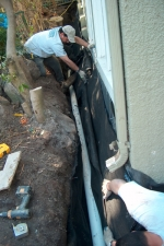 exterior waterproofing oakland