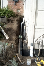 drainage design bay area ca