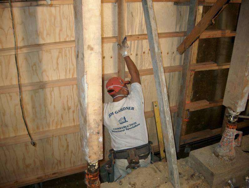 basement foundation piedmont