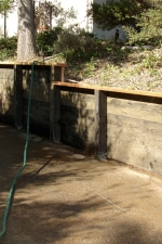 retaining wall replacement oakland ca