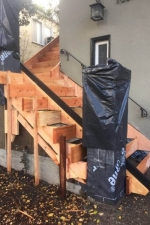 stair replacement near oakland
