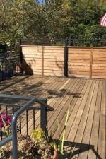 garage deck piedmont ca