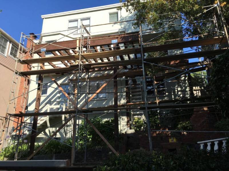 Porch Project in Alameda