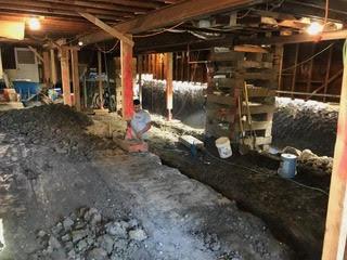 basement digout oakland