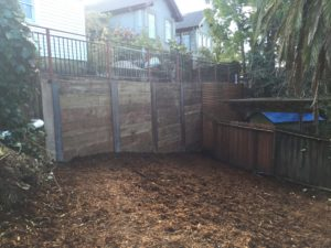 retaining wall contractor ca