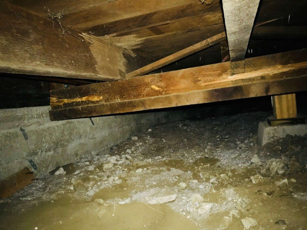 best foundation repair contractor in oakland