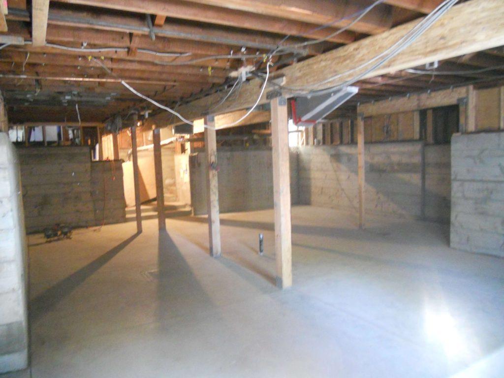basement remodel ca