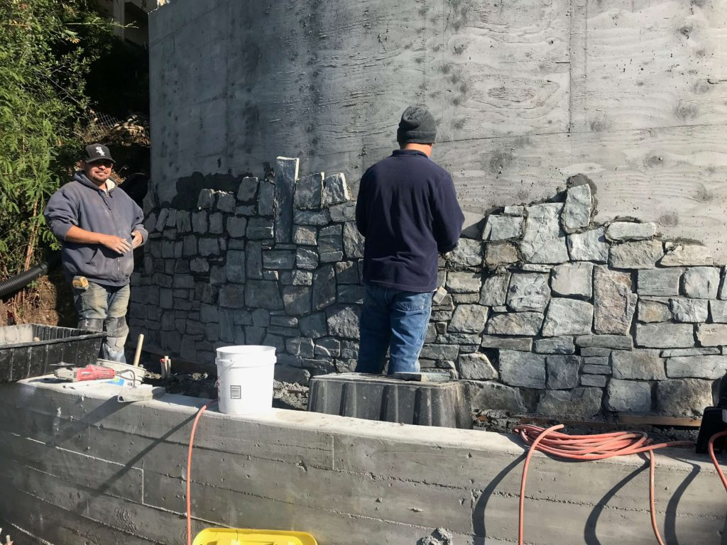 best retaining wall contractor