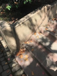 el cerrito retaining wall, el cerrito foundation, el cerrito drainage