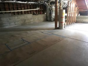 basement renovation, foundation repair alameda