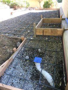 oakland retaining wall, retaining wall piedmont, berkeley retaining wall