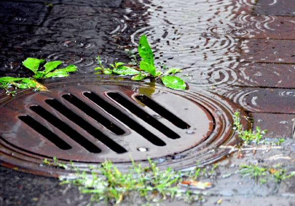 drainage moraga