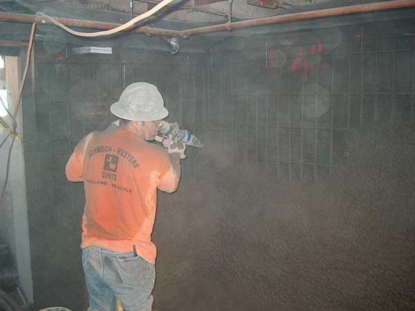 Shotcrete Simplified the Concrete Installation