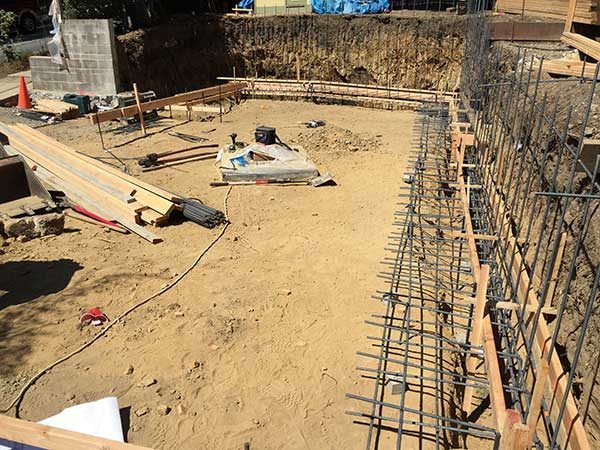 Foundations for New Construction